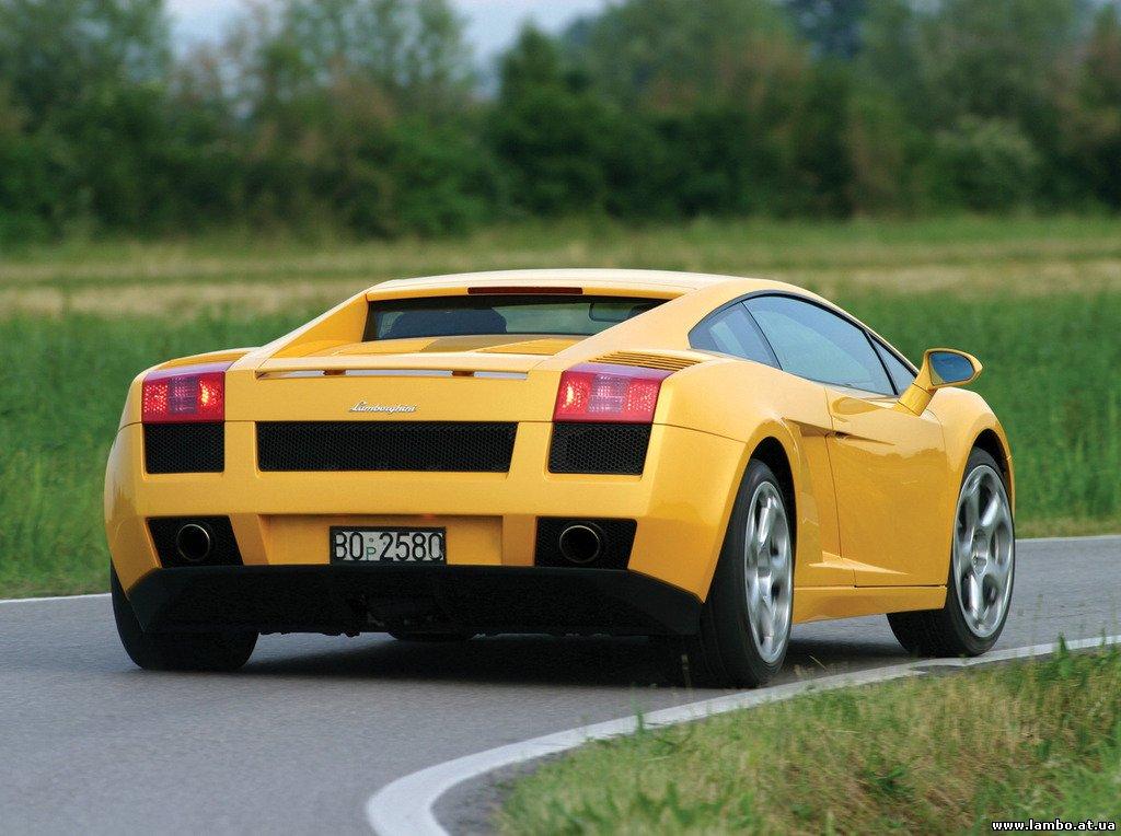 Фото.  2003 Lamborghini Gallar…